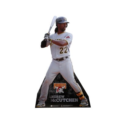 Andrew McCutchen Life-Size Stand Out Freestanding Cut Out