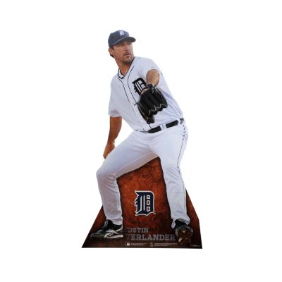 Justin Verlander Life-Size Stand Out Freestanding Cut Out