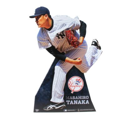Masahiro Tanaka Life-Size Stand Out Freestanding Cut Out