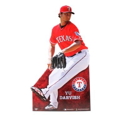 Yu Darvish Life-Size Stand Out Freestanding Cut Out
