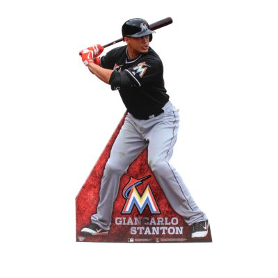 Giancarlo Stanton Life-Size Stand Out Freestanding Cut Out