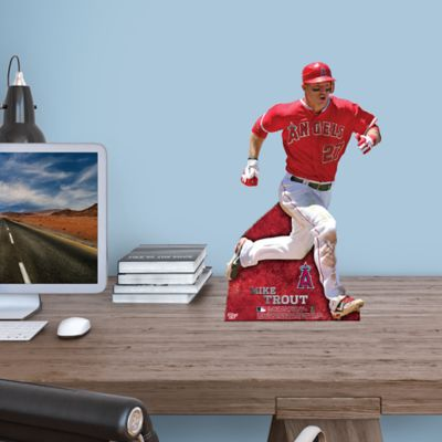 Mike Trout Desktop Stand Out