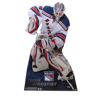 Henrik Lundqvist Life-Size Stand Out Freestanding Cut Out