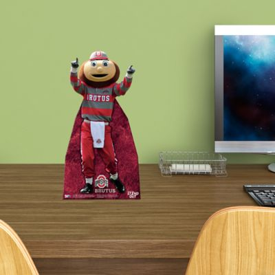 Brutus Buckeye Desktop Stand Out
