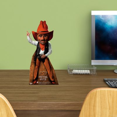 Pistol Pete - Oklahoma State Desktop Stand Out