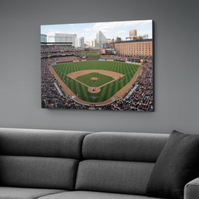 Inside Oriole Park at Camden Yards Canvas Print
