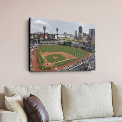Inside PNC Park Canvas Print