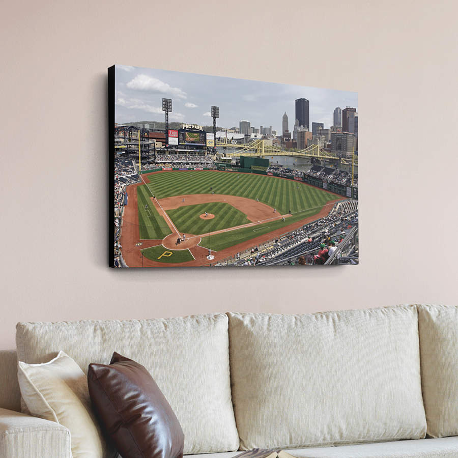Inside Pnc Park Canvas Print Shop Fathead 174 For