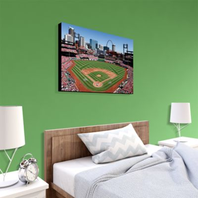St. Louis Cardinals Busch Stadium Canvas