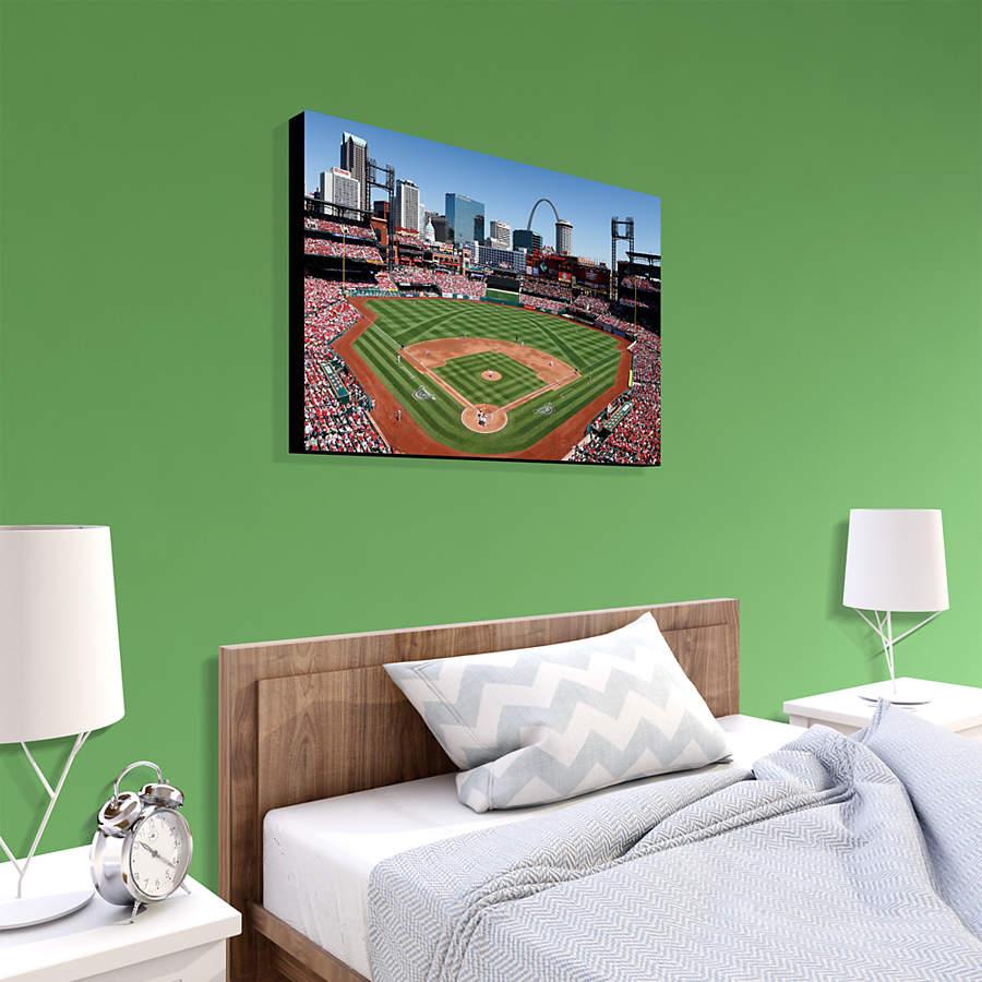Home Decor St Louis Mo: St. Louis Cardinals Busch Stadium Canvas