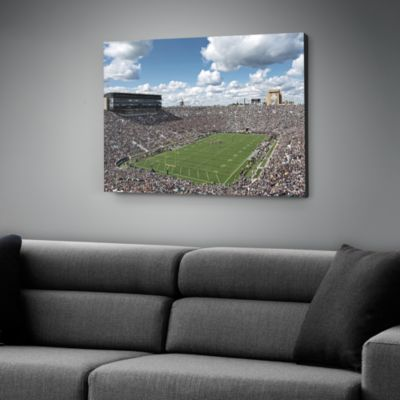 Notre Dame Stadium Canvas