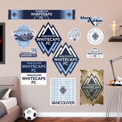 Vancouver Whitecaps Logo Collection