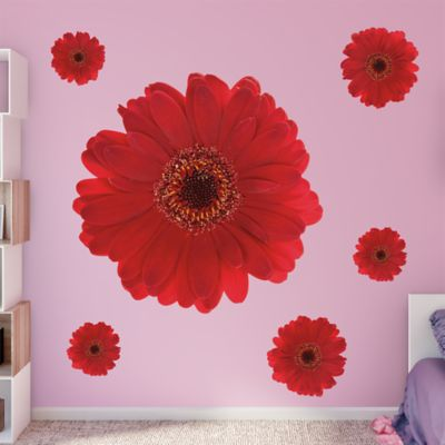 Large Daisy Fathead Wall Decal