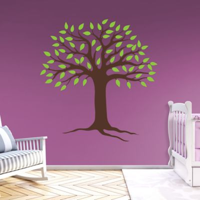 Spring Tree Fathead Wall Decal