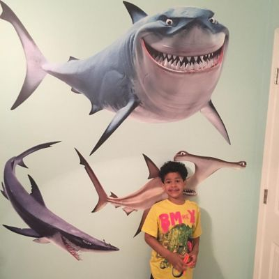 finding nemo sharks fathead
