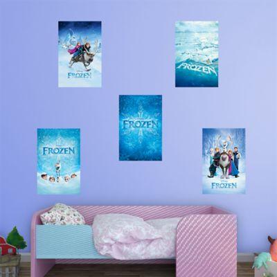 Frozen Movie Poster Murals Collection