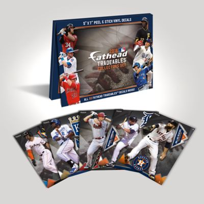 2016 MLB Tradeables Complete Set