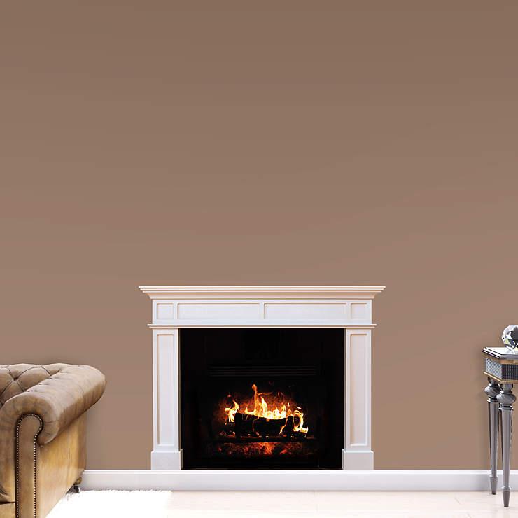 Fireplace Fathead Wall Decal