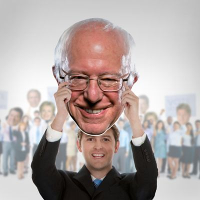 Bernie Sanders Big Head