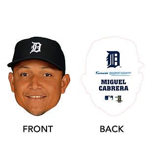 Miguel Cabrera Big Head Cut Out | Shop Fathead® for ...Miguel Cabrera Fat