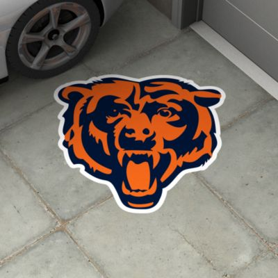 Detroit Lions Street Grip Outdoor Decal