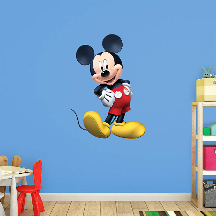 Mickey Mouse Clubhouse Wall Decal | Shop Fathead® for ...
