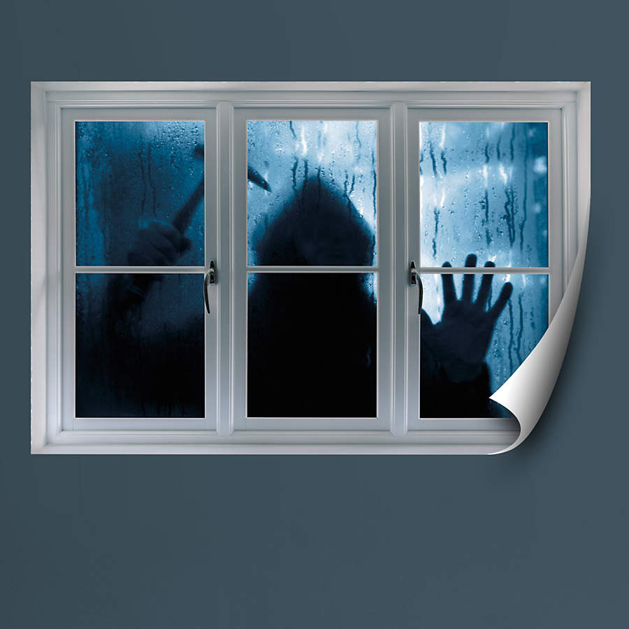 Instant Window Decals : Prowler instant window wall decal shop fathead for