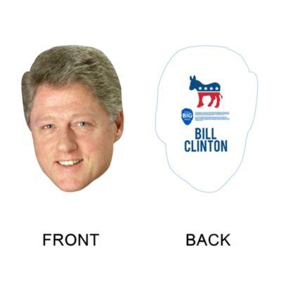 Bill Clinton Big Head  Cut Out