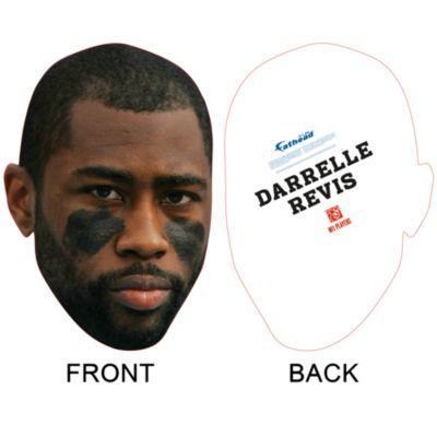 Darrelle Revis Big Head Cut Out