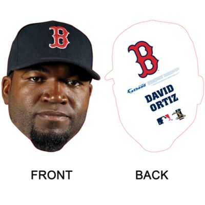 David Ortiz Big Head Cut Out