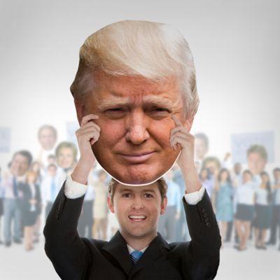 Donald Trump Big Head Cut Out | Shop Fathead® for Republicans Giant ...