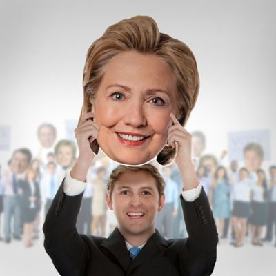 Hillary Clinton Big Head