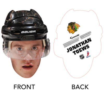 Jonathan Toews Big Head Cut Out