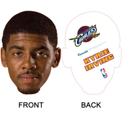 Kyrie Irving Big Head Cut Out