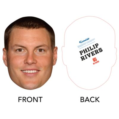 Philip Rivers Big Head Cut Out