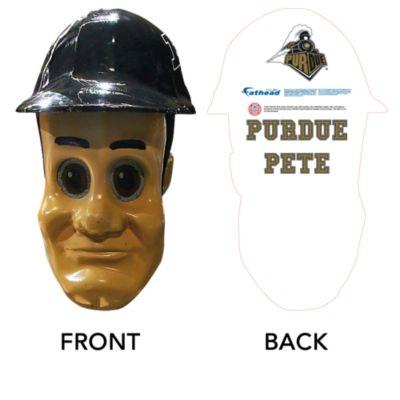 Purdue Pete Big Head - Purdue Cut Out