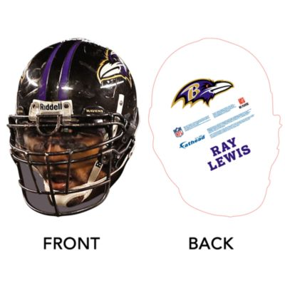 Ray Lewis Game Day Big Head Cut Out