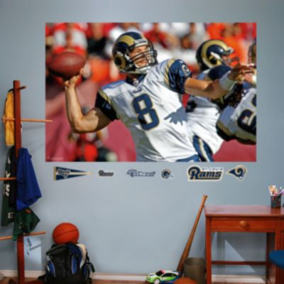 Chris Cooley In Your Face Fathead Wall Mural