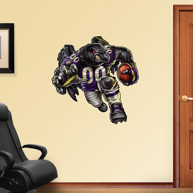 Baltimore Ravens Home Decor: Shop Fathead® For Baltimore