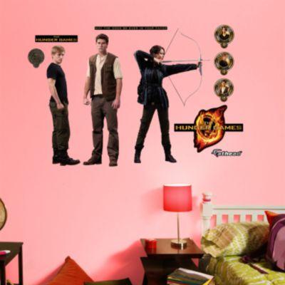 Katniss, Peeta & Gale