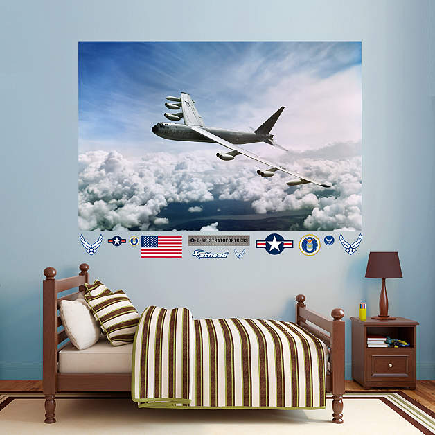 Boeing B 52 Stratofortress Of The U S Air Force History: B-52 Stratofortress Mural