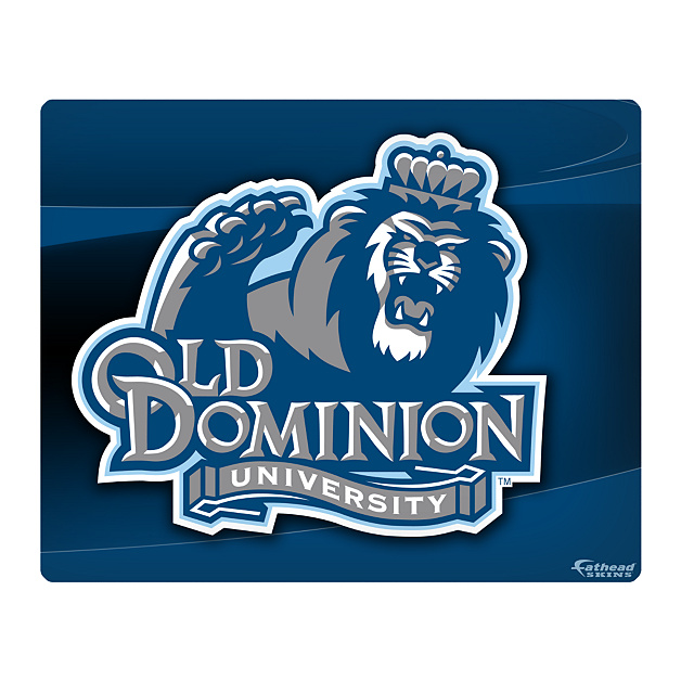 Old dominion monarchs logo 15 16 laptop skin shop for Dominion card template