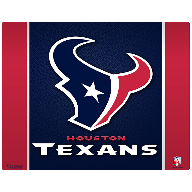 Houston texans logo psp skin shop fathead for houston for Houston texans logo template