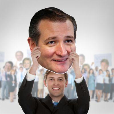 Ted Cruz Big Head