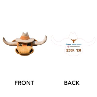 Hook 'Em Big Head - Texas Cut Out