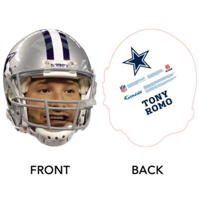 Tony Romo Game Day Big Head Cut Out