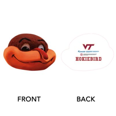 HokieBird Big Head - Virginia Tech Cut Out