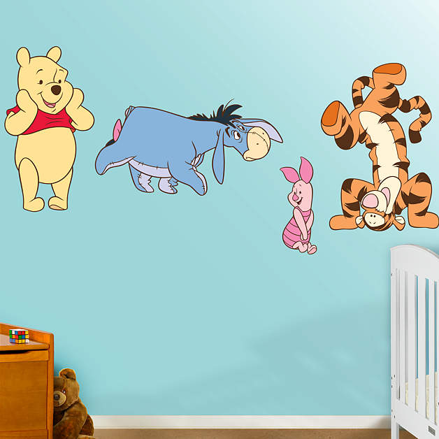 Winnie The Pooh Collection Wall Decal Shop Fathead 174 For