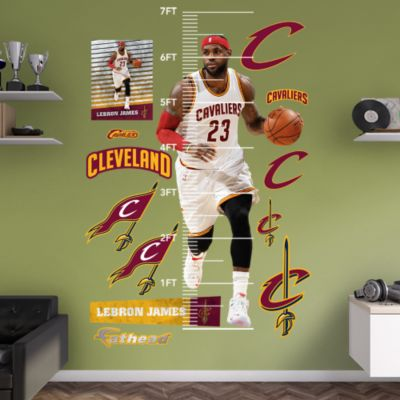 MLB life-sze wall decals