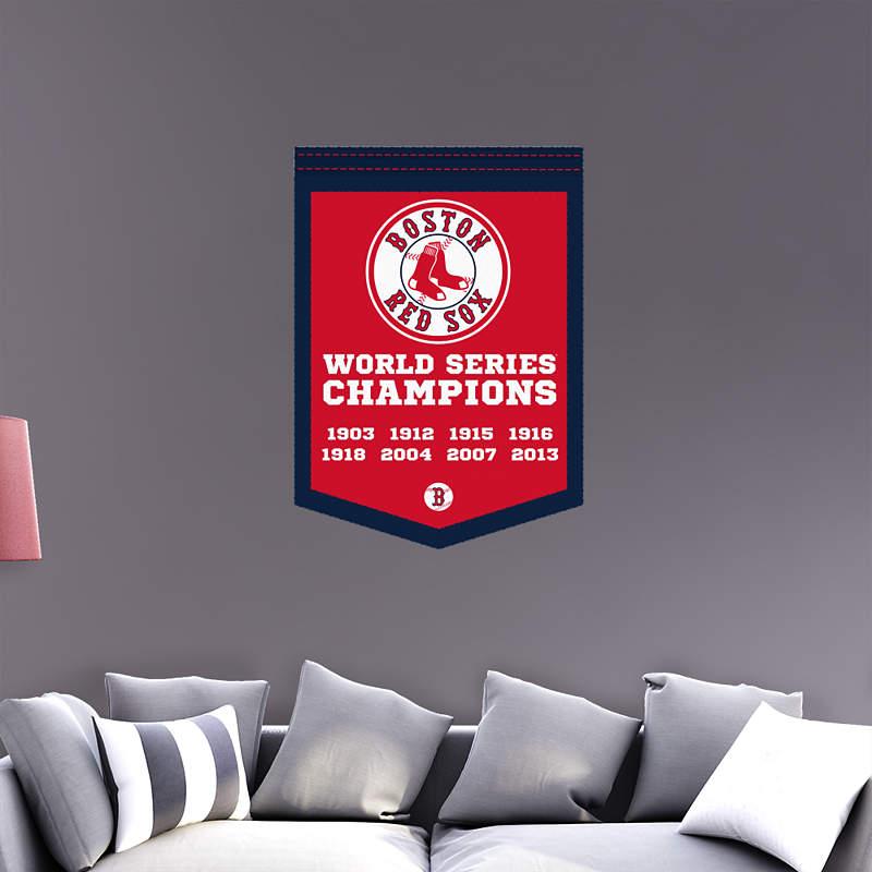 Shop Bosox Wall Decals & Graphics | Fathead MLB